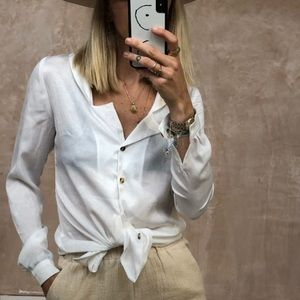 Never Fully Dressed Classic Chester Top